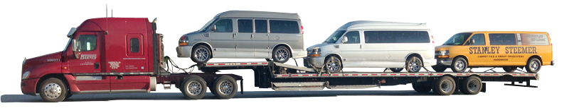 Barnes Auto Transportation specializes in transporting imports, classic, exotic, domestic,  antique cars, trucks, loaders, fork-lifts, machinery, steel, pipe  and utility vehicles at a very reasonable cost.